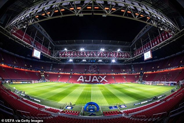 ملعب نادي أياكس الهولندي، يوهان كرويف أرينا- (UEFA)
