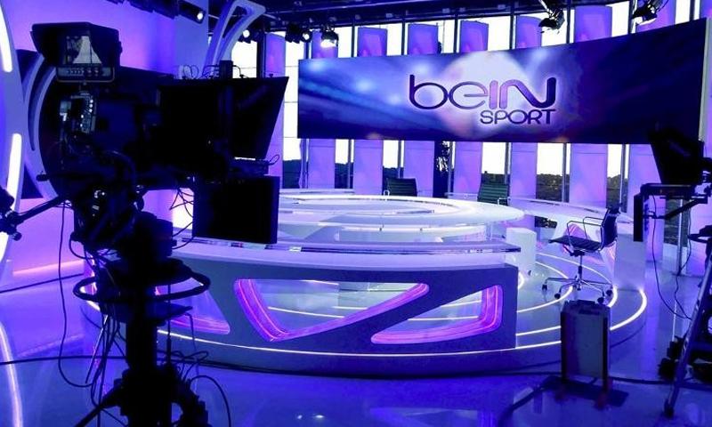 استديو في مجموعة بي إن الإعلامية- (Bein)