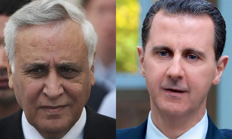 الأسد وكاتساف (تعديل عنب بلدي)