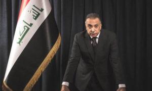 المكلف بتشكيل الحكومة العراقية، مصطفى الكاظمي