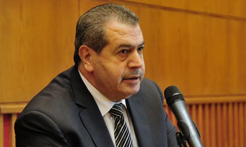وزير التجارة الداخلية وحماية المستهلك في سوريا عاطف النداف (sham FM)
