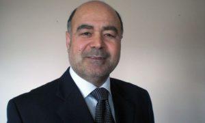 السياسي السوري جمال قارصلي - 2017 (صفحة Jamal Karsli فيسبوك)