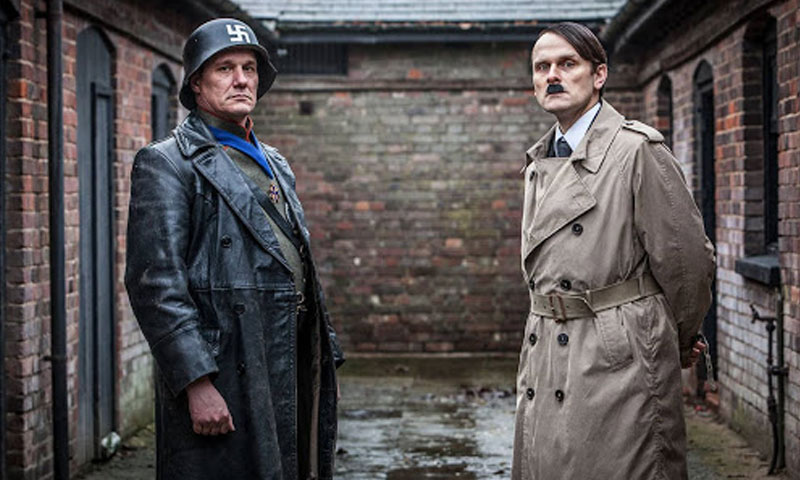 لقطة من مسلسل هتلر دائرة الشيطان (kulturefix)
