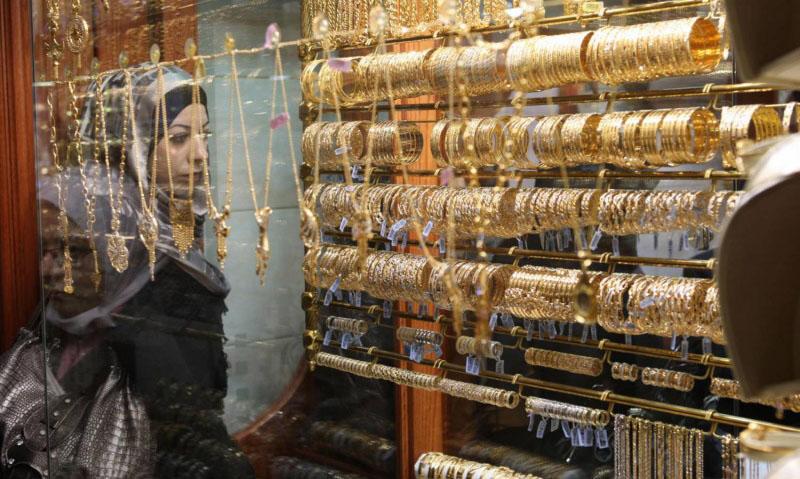 أسعار الذهب في سوريا دمشق
