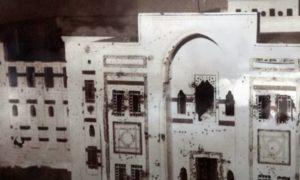 الاعتداء على البرلمان السوري في 29 من أيار 1945 من قبل قوات الانتداب الفرنسي - (ويكي مصدر)