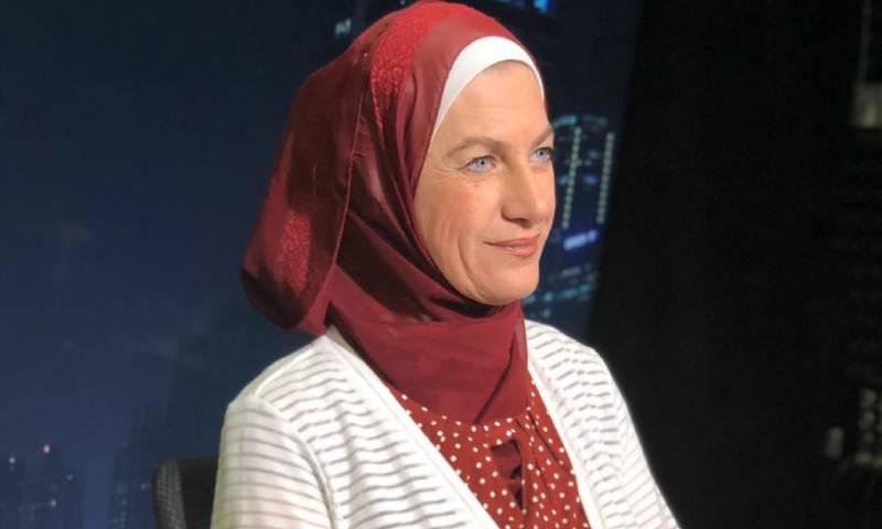 الدكتورة السورية منال الفحام، اختصاصية بأمراض وجراحة الدماغ والأمراض العصبية - (فيس بوك)