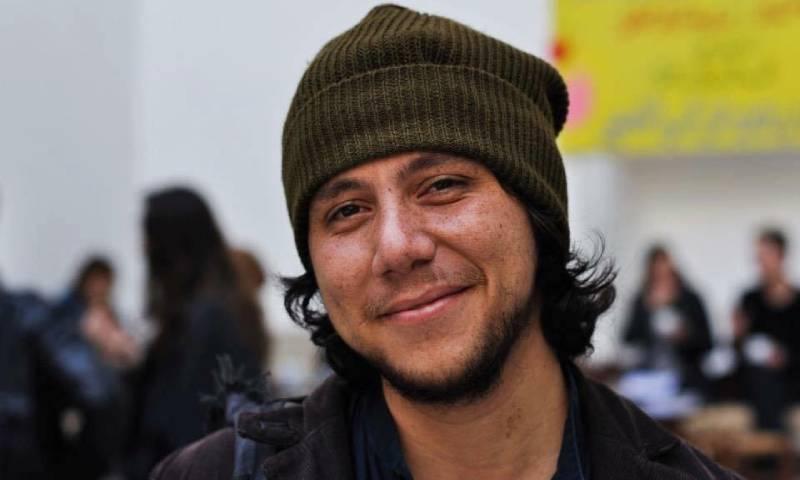 المخرج السوري باسل شحادة الذي قتل في مدينة حمص على يد قوات النظام السوري في 28 من أيار 2012 - (ويكي مصدر)