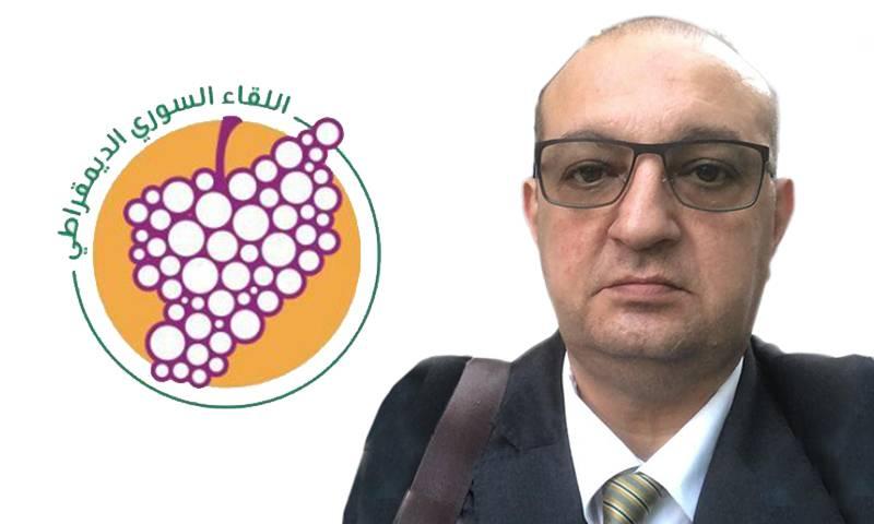 """الدكتور صلاح الرفاعي المنسق العام """"لمنظمة مشروع وطن"""" - (تعديل عنب بلدي)"""