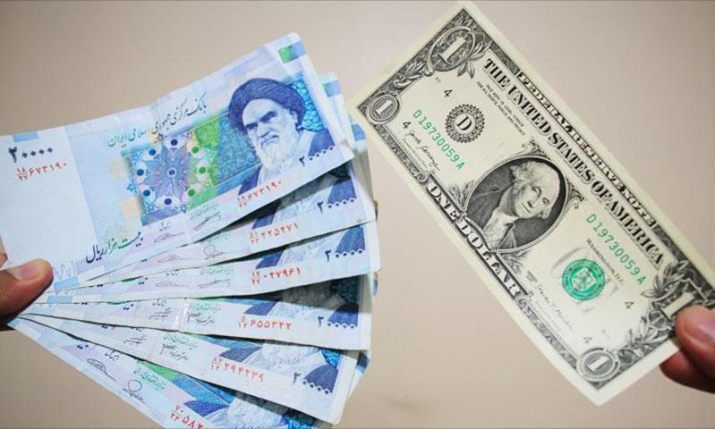 صورة تعبيرية للعملة الإيرانية (الريال)