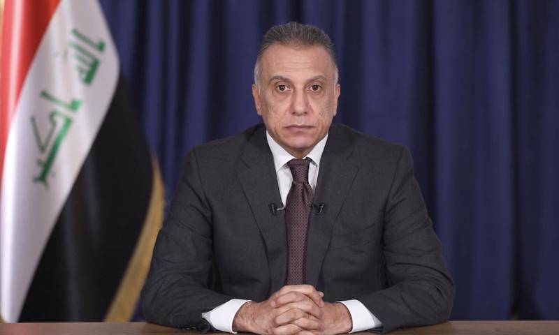 """رئيس الحكومة العراقية الجديد، مصطفى الكاظمي- """"واع"""""""
