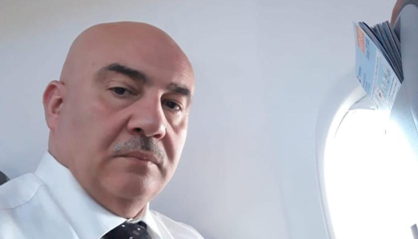 الدكتور عثمان الصالح مدير مركز الدراسات الاستراتيجية التركمانية