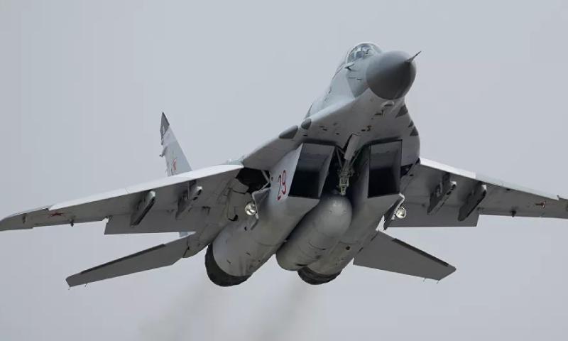طائرة ميغ- 29 (سبوتنيك)