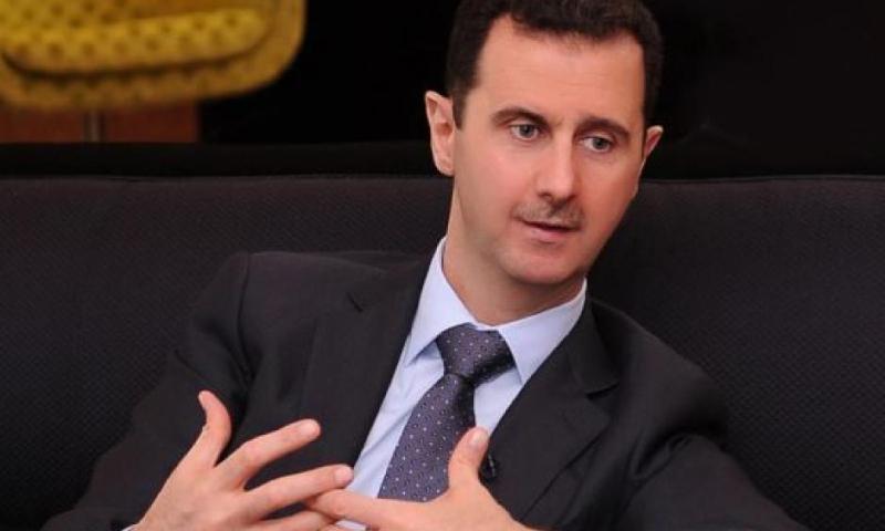 الرئيس السوري بشار الأسد (AFP)
