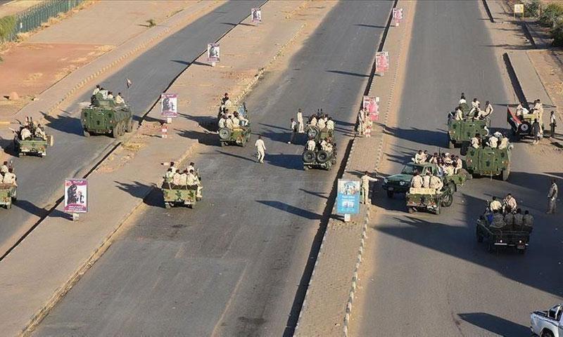 قوات مسلحة سودانية (الأناضول)