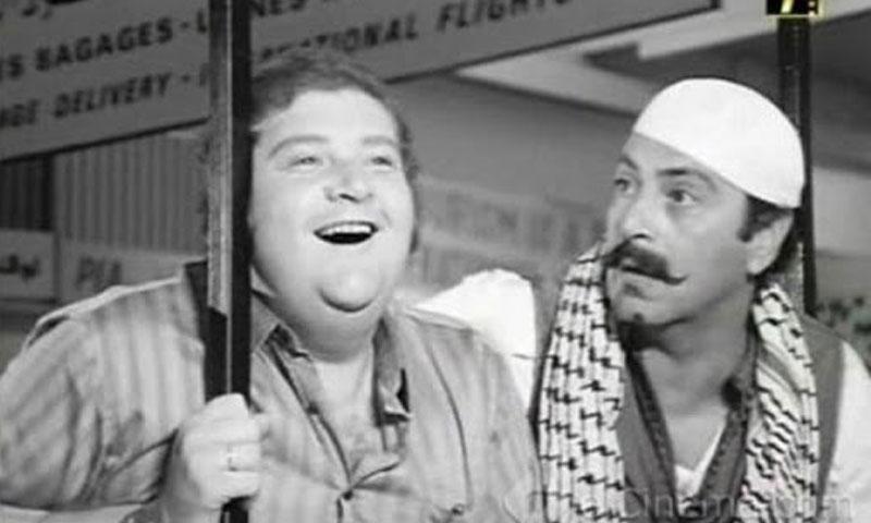 زياد مولوي ورفيق سبيعي (السينما كوم)