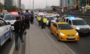 الشرطة التركية تقبض على مشتبه بهم في اسطنبول- 29 حزيران 2020 (ميلييت)