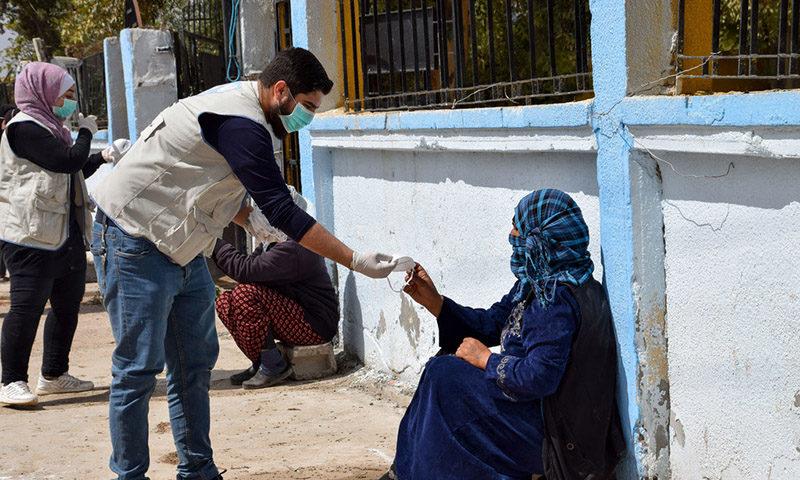الأمم المتحدة تدعم المجتمعات الضعيفة في سوريا خلال جائحة كورونا (الأمم المتحدة)