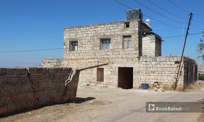 قرية عرشين بجبل السماق بريف إدلب الشمالي - 17 حزيران 2020 (عنب بلدي/إياد عبد الجواد)