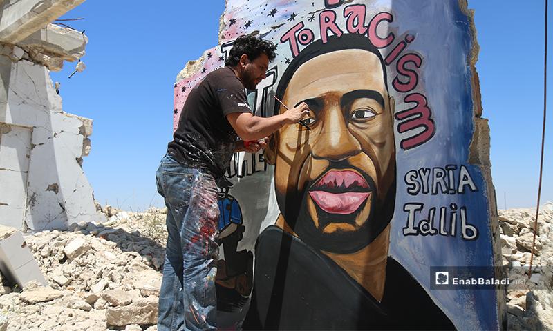 صورة المدنيين السوريين الذين ماتوا اختناقًا بسبب الأسلحة الكيماوية