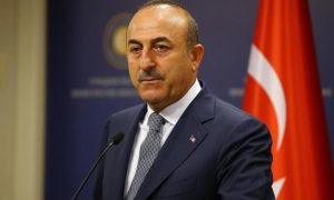وزير الخارجية التركية مولود تشاويش أوغلو (الأناضول)