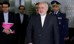 وزير الخارجية الإيراني، محمد جواد ظريف (TRT)