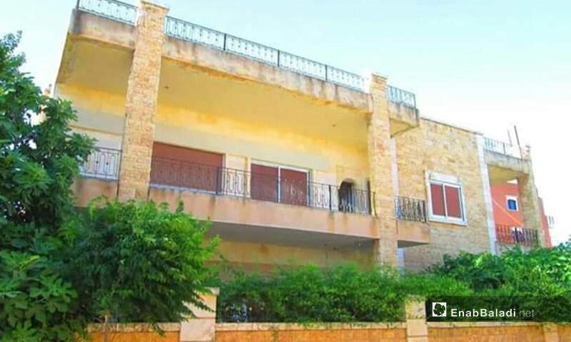 منزل في مدينة بنش بريف إدلب (عنب بلدي)