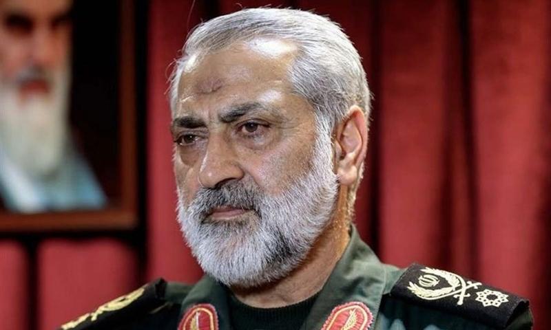 المتحدث باسم الجيش الإيراني، أبو الفضل شكارجي- (تسنيم)