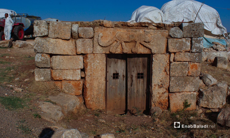 قرية ديرر سيتا في ريف إدلب الشمالي - تموز 2020 (عنب بلدي/ إياد عبد الجواد)