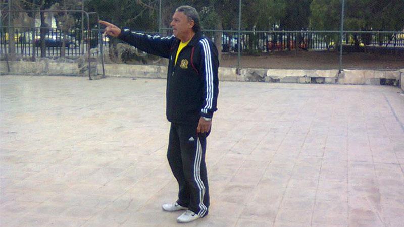 اللاعب الراحل هيثم بره جكلي (صفحة محبي اللاعب في فيس بوك)