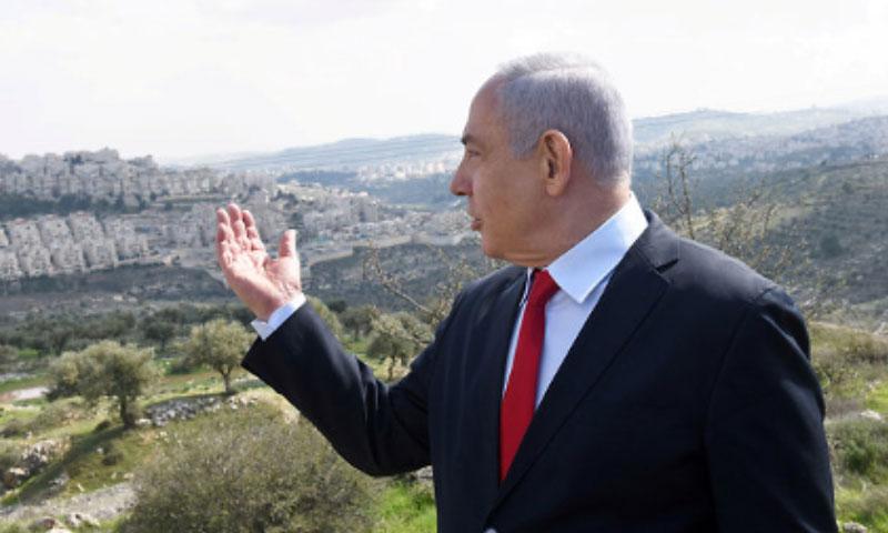 رئيس الوزراء الإسرائيلي بنيامين نتنياهو (رويترز)