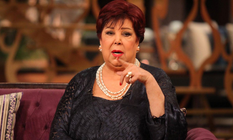 الممثلة الراحلة رجاء الجداوي (الوطن نيوز)