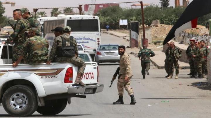 قوات النظام السوري (تعبيرية)