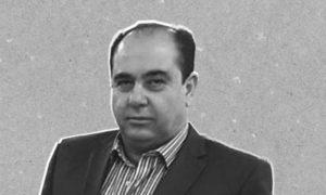 رئيس فرع الأمن العسكري في حلب (تعديل عنب بلدي)