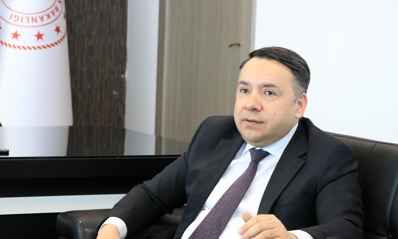 مدير الصحة في غازي عنتاب سيردار ساريفاكي - آذار 2020 (موقع aktiftv)