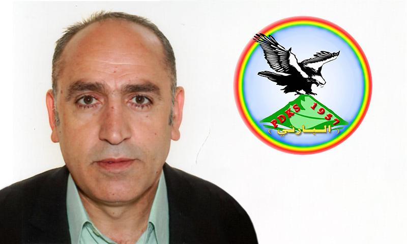 """فرمان محمود عضو الحزب الديمقراطي الكردي """"بارتي"""" (تعديل عنب بلدي)"""