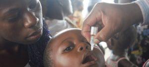 حملة تطعيم ضد الشلل في أنغولا - 25 من آب 2020 (UNICEF Angola)