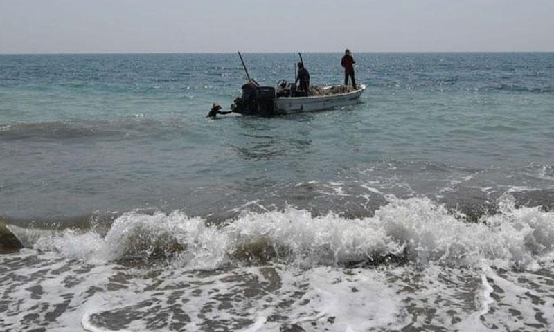 قارب صيد إيراني (ميدل إيست أونلاين)