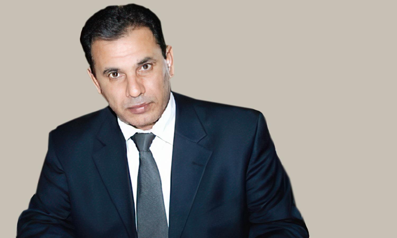 المدير العام الأسبق للهيئة العامة للإذاعة والتلفزيون السورية ممتاز الشيخ (تعديل عنب بلدي)