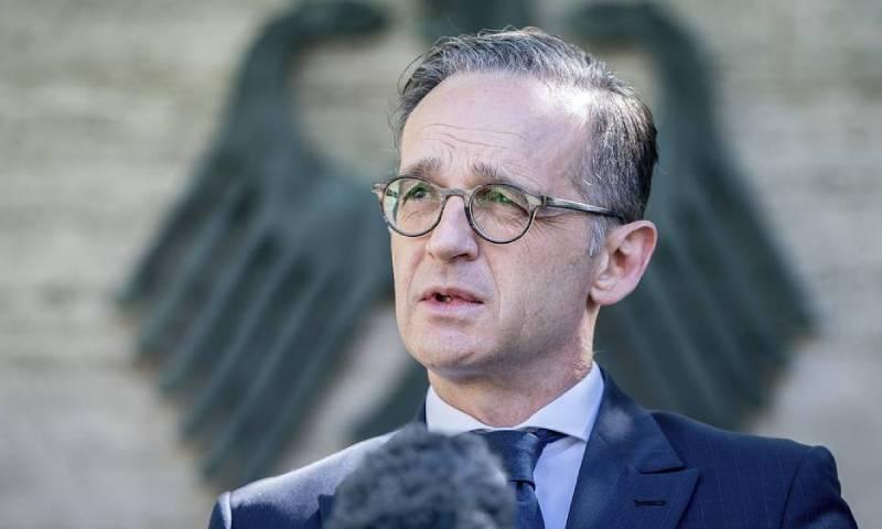 وزير الخارجية الألماني هايكو ماس (وكالة تاس الروسية)