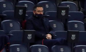 رئيس نادي برشلونة جوزيف ماريا بارتيميو (ماركا)