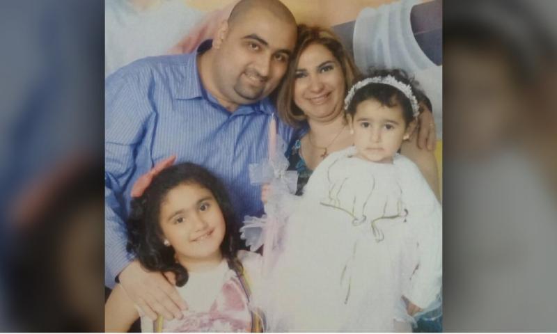 مجد يارد وعائلته (CTV News)