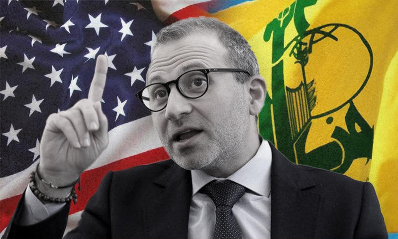 وزير الخارجية اللبناني الأسبق جبران باسيل (تعديل عنب بلدي)