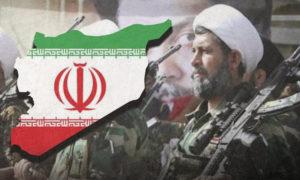 ميليشيا إيرانية (تعديل _عنب بلدي)