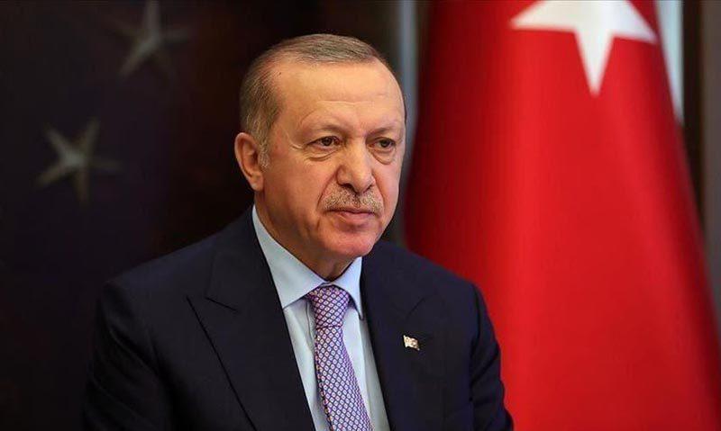 الرئيس التركي رجب طيب أردوغان (الأناضول)