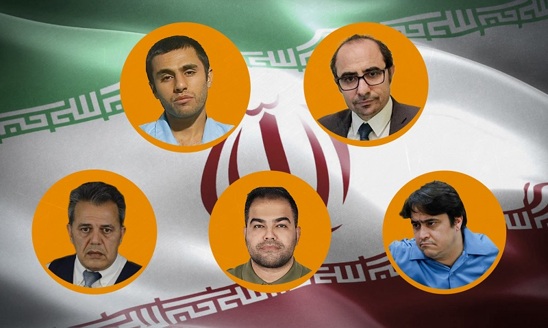 إيران تستدرج المعارضون السياسيون