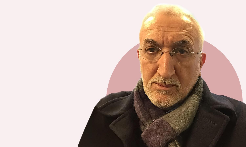 الروائي والشاعر السوري المثنى الشيخ عطية (تعديل عنب بلدي)
