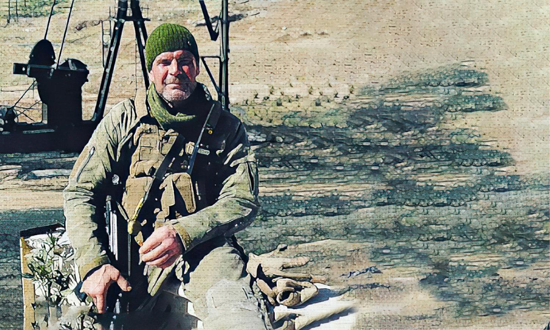 """صورة لغلاف كتاب مارات جابيدولين المقاتل بشركة """"فاغنر"""" العسكرية الخاصة- 4 كانون الأول 2020 (Meduza)"""