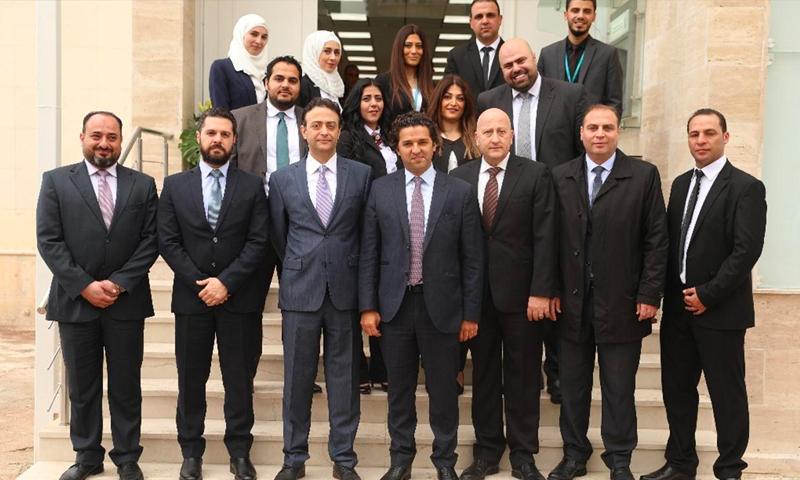 """بنك """"بيمو السعودي- الفرنسي"""" يفتتح فرعًا في محافظة درعا - 24 آذار 2020 (موقع البنك)"""
