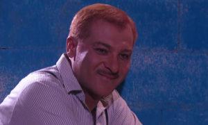 حاتم علي في مسلسل التغريبة الفلسطينية (Scoop Drama/يوتيوب)