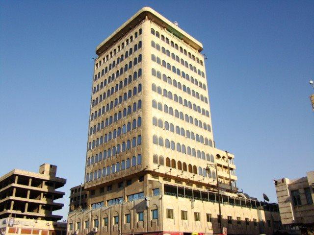 فندق الأمير في حلب - 2020 (المصدر: موقع mapio)